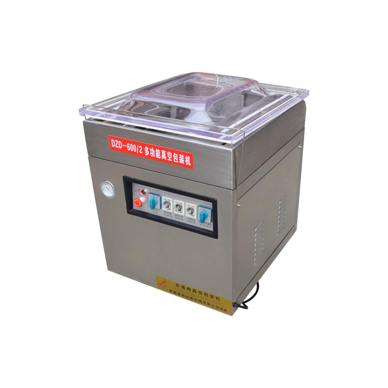如东DZD-600/S单室真空包装机